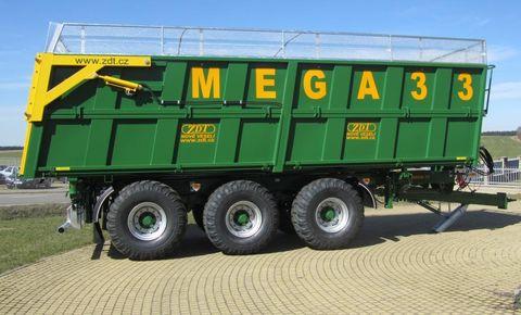 Egyéb ZDT MEGA 33 pótkocsi