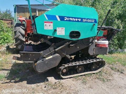 Egyéb Takakita SR-550 Z önjáró, gumihevederes, kis kör