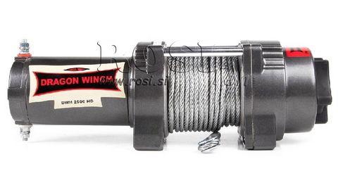 Rositeh Seilwinden 1133kg bis 30.000kg 12/24V