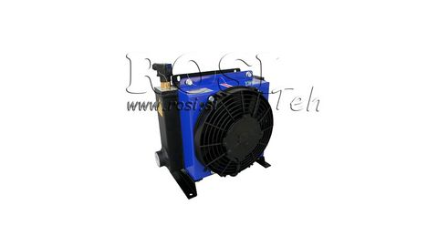 Rositeh Hydraulik Ölkühler 12V, 24V und 230V