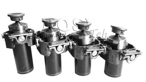 Rositeh TELESKOPZYLINDER 5 Stufig / Kippzylinder