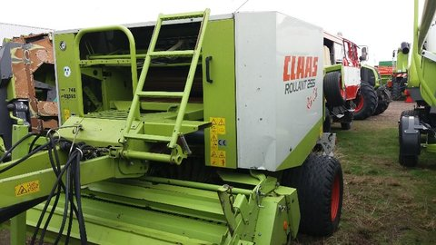 CLAAS Rolland 255 RC