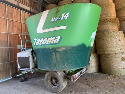 Tatoma MV - 14 komplett aufgepanzert und sofort einsatz