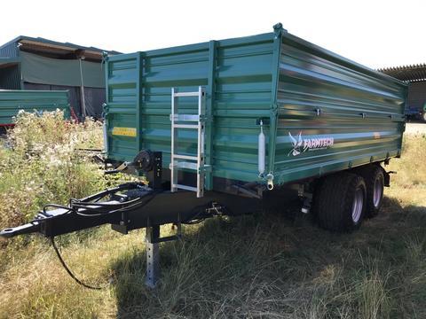 Farmtech TDK 1500 S Sondermodell NEU Dreiseitenkipper