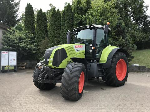 Claas AXION 810 CMatic TOP ZUSTAND