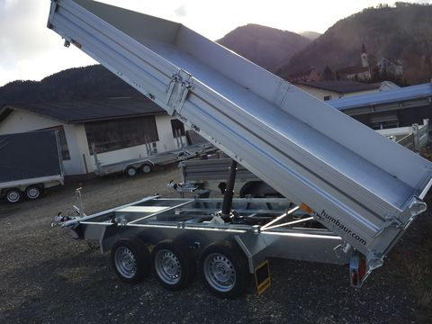 Humbaur Dreiseitenkipper Tridem 4100x2100x350 mm