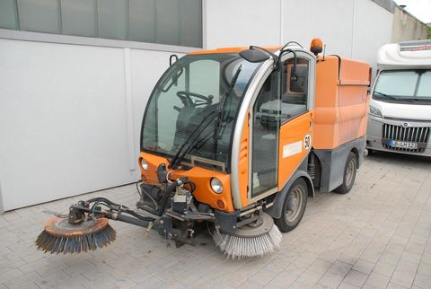 Bucher Bucher Schörling CC2020 Kehrmaschine