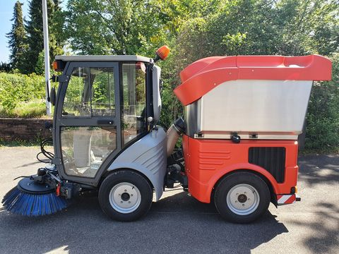 Hako Citymaster 1200 Saug Kehrmaschine