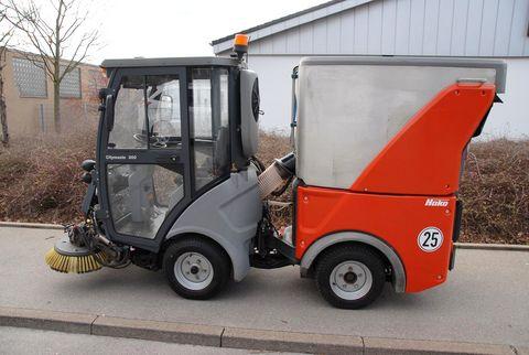 Hako Citymaster 600 Saug Kehrmaschine