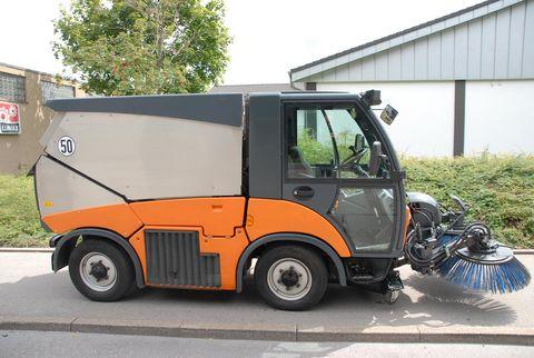 Hako Citymaster 2000 Saug Kehrmaschine
