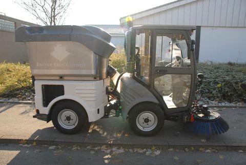 Hako Citymaster 1250 Saug Kehrmaschine