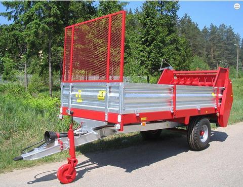 CynkoMet Stalldungstreuer 3,5 t N233/4-1  A2HS