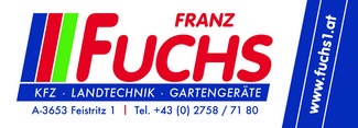 KFZ Landtechnik Fuchs Franz