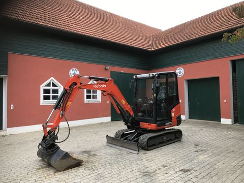 Kubota KX 027 Vollausstattung High Spec