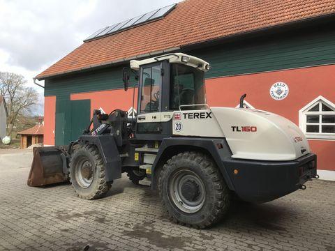 Terex TL 160 Radlader  9,2to TOP