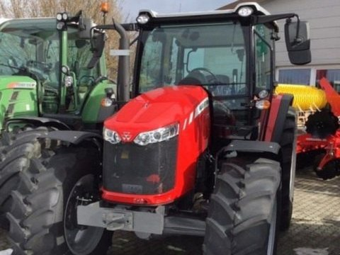 Massey Ferguson 5710MR ESSENTIAL KABINE ALLRAD