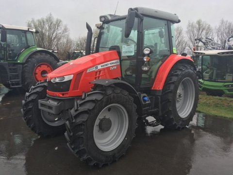 Massey Ferguson MF 5711S DYNA-4 EFFICIENT