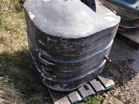 Eigenbau Gewicht 2.000 kg