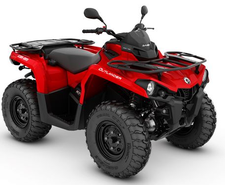 Can-am Outlander 450 T
