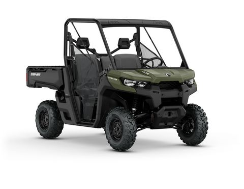 Can-am Traxter HD 5 Base T
