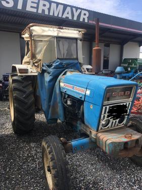 Boden Dichtungssatz Passend für Ford 2000 3000 4000 Traktore