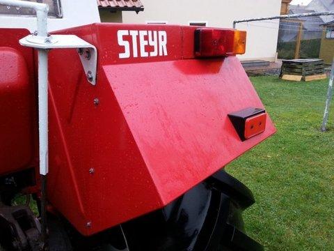 Steyr Neue Nachbau Kotflügel SK1 SK2 8000 8100