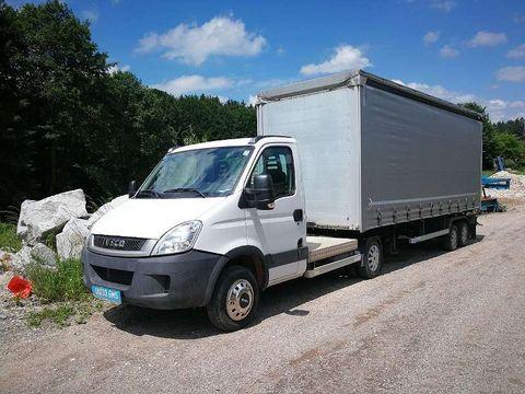 Used Iveco Transporter Above 3 5 Tons Austria Landwirt Com