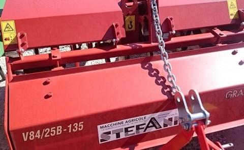 Gramegna v84 25 b 135 macchine agricole stefani luciano for Gramegna macchine agricole