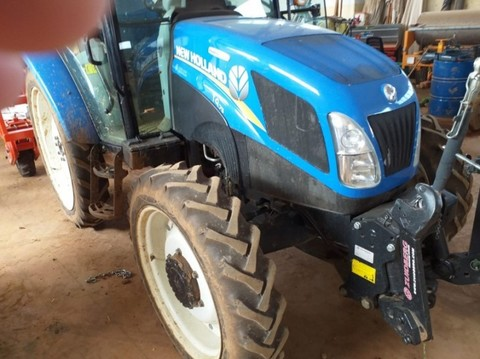 New holland T 4.75 POWER STAR