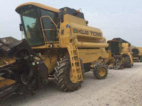 New holland TC56fs