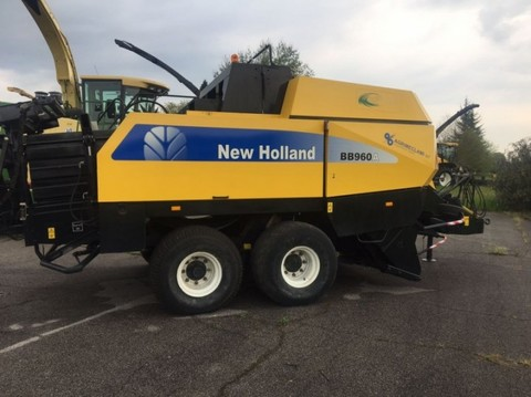New holland BB960t
