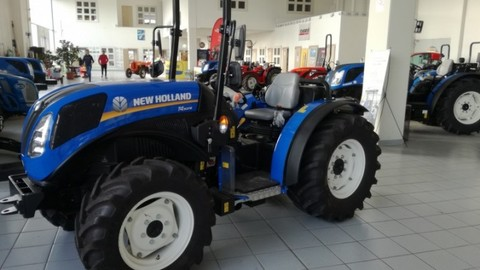 New holland T4 90 FB ROPS