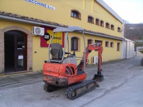 Fiat kobelko E18