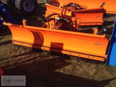 ArkMet Schneepflug 2,0m/Straight plough