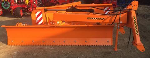 SPAWEX Schneepflug hydraulisch 3 m/Rear plough/Задний с