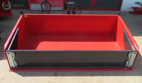 Sonstige Kippmulde 2,4 m/ hydraulic transport  chest/ Гид