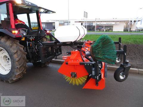 Metal-Technik Kehrmaschine 1.8 m/ Road  brush sweeper 1.8/Подм