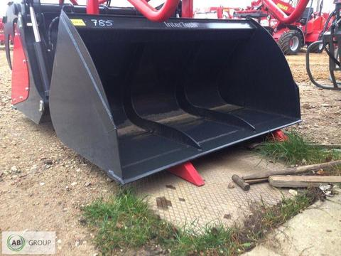 INTER-TECH Volumenschaufel 1,8 m/ Volumetric bucket 1.8 m/