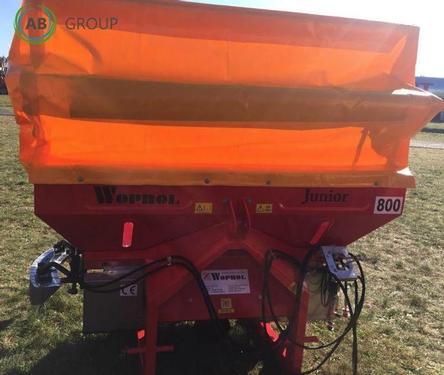 Woprol Woprol Düngerstreuer 800l/Fertilizer spreader/ Р