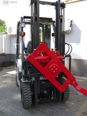 Sonstige Kistendrehgerät 180°/ Forklift Rotator 180° for
