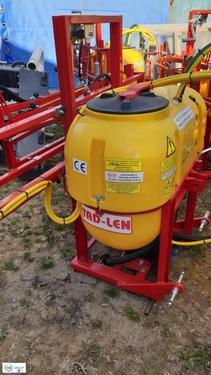 TAD-LEN Obstbauspritze 200 l 6 m/Mounted field sprayer/