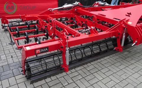 Awemak SCHWER Agreggate 5 m/Hydraulic folding cultivato
