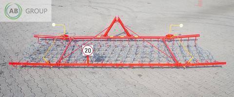Hackstriegel P466, 4,2 m/ Weeder/ Brona chwastow