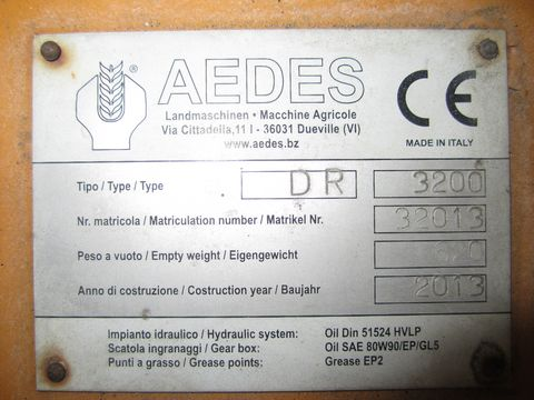 Aedes DR 3200