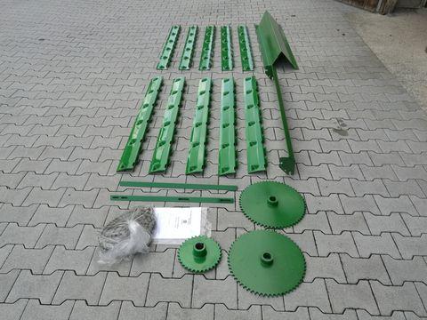 John Deere Maisausrüstung für JD Mähdrescher W540 u. W550