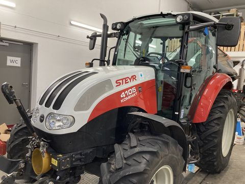 Steyr 4105 Kompakt ET Basis