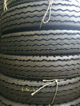 Shikari 7.50-20 Neureifen mit Schlauch und Wulstband
