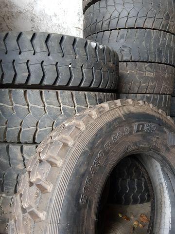 Sonstige Gebrauchtreifen R22,5 Zoll vom Reifengroßhändler