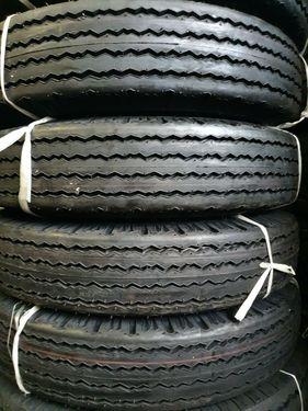 Shikari 7.00-16 * 7.50-16 Reifen mit Schlauch und Wulstb
