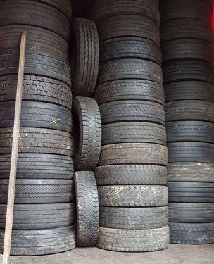 Sonstige Gebrauchtreifen R17,5 Zoll vom Reifengroßhändler